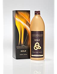 COCOCHOCO GOLD Brazilian Blow Dry Hair Straightening Keratin Treatment 1000ml