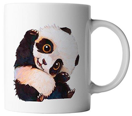 Vanverden Tasse Susser Panda Bar Pandabar Susses Baby Tiermotiv Tier