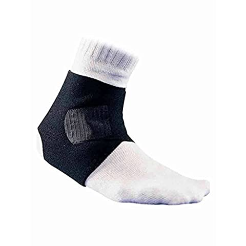 McDavid Classic Logo 438 CL Level 1 Ankle Wrap / Adjustable - Black - One Size by McDavid