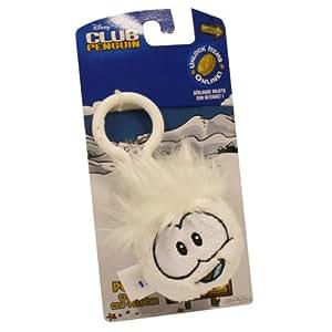 Club Penguin Puffle blanc ~à monnaie avec Code