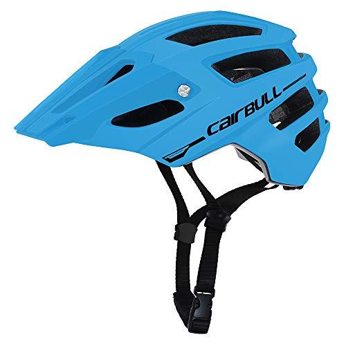 Cairbull Männer/Frauen Neue In-Mold 17 Vents Fahrradhelm 56-61 cm Mountain Road Bike Sicherheit Reithelm