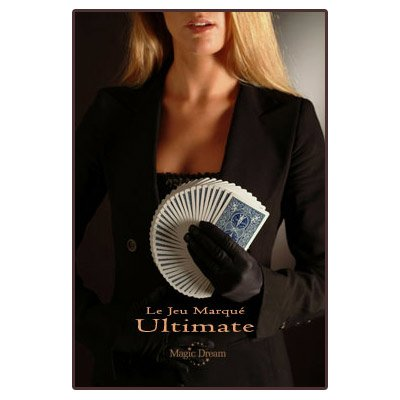 murphys Ultimate Marked Deck (RED Back Bicycle Cards) - Trick -