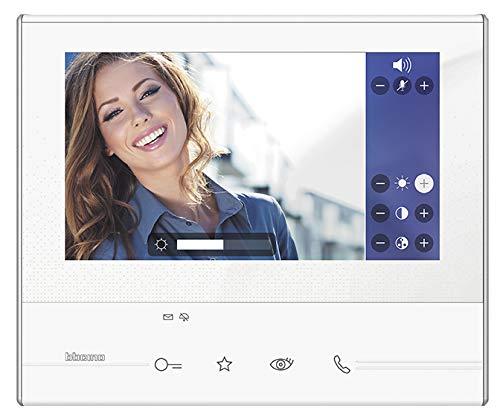 Legrand teléfono sin vídeo-subestación AP 2-D clase 300 V13B 17,78 cm LCD-pantalla táctil, Color, 344612
