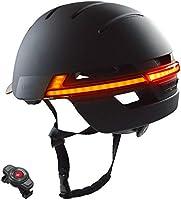 LIVALL BH51M - Smarter Fahrradhelm mit Musik, Anruffunktion und SOS-System, BH51M anthrazit, 55-61cm