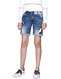 Amazon.fr   Desigual - Shorts et bermudas   Femme   Vêtements c013950a844