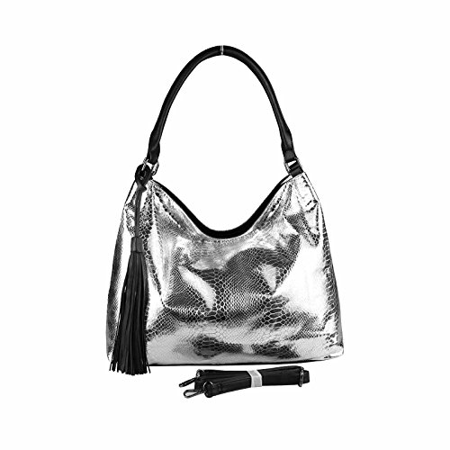 obc-only-beautiful-couture-bolso-de-tela-para-mujer-plateado-silber-40x30x15-cm-xx-large