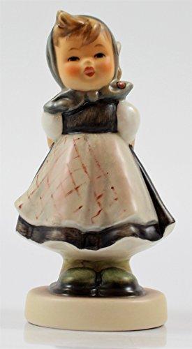 M.I. Hummel Figur - Ich freu' mich so - Goebel Hum498 10cm (Hummel-figuren Sammlerstücke)