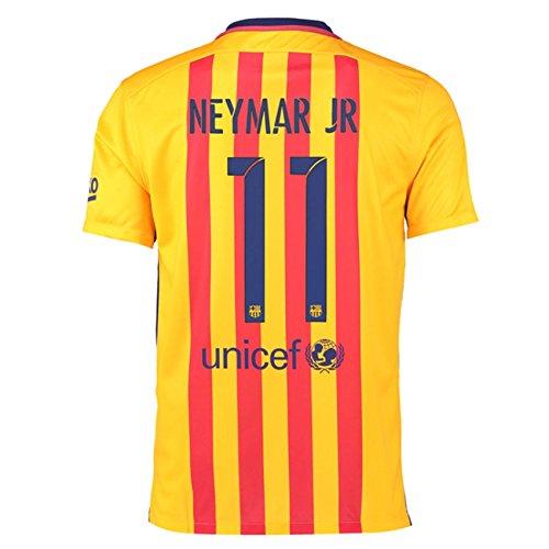 Trikot Nike FC Barcelona 2015-2016 Away - Neymar [Größe] (Barcelona Trikot Away Nike)