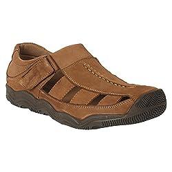 Action Shoes Nobility Men Casual Shoes Nl-2103-Brown