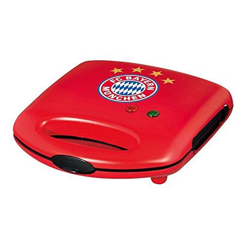 FC Bayern München Sandwichmaker Logo, rot
