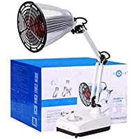 Preisvergleich für Unbekannt Physiotherapielampe Desktop-Infrarot-Therapie-Gerät Dumping Stromversorgung Kleine Elektrische Backen Lampe,Wie Zeigen,Einheitsgröße Massager