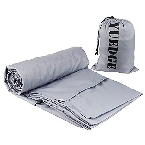 YUEDGE Travel And Camping Sheet Sleeping bag Liner Compact Sleep Bag And Sack Comfortable, For Travel, Youth Hostel, Picnic, Plane, Train by YuEdge