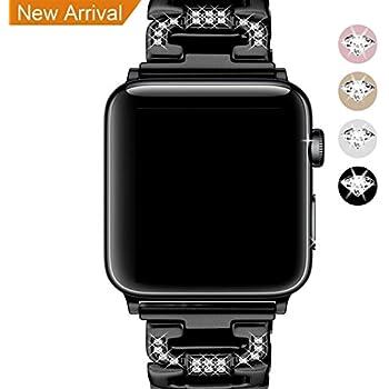 Mornex Bracelet pour Apple Watch 38mm, Bande Montre pour iWatch en Acier  inoxydable en Métal Sangles de Remplacement Band pour Apple Watch serie 3,  2, 1, ... 42fce9912b1