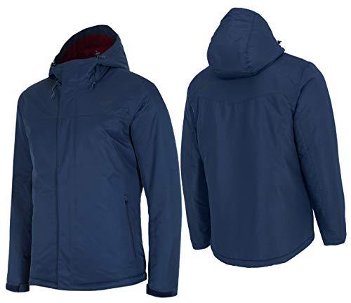 b2733fb6b6 4F Men s Ski Jacket Black and Blue Winter Jacket Outdoor Jacket Winter  5
