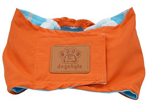 Qualität Unterwäsche Kleidung (Yuno Stecker Hund Keuschheitskäfig Zwangsdilator Hose mit Höflichkeit Baumwolle Qualität anti-harassment Cute Pet Hunde physiologischen Hosen Menstruationstasse New Praktische Puppy Kleidung Unterwäsche)