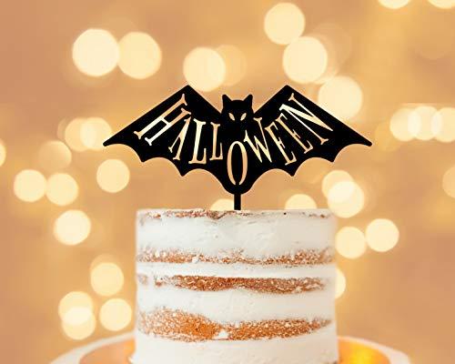 Halloween Schilder, Halloween Tortenaufsatz, lustige Kuchen Topper, Einzigartige Kuchendekoration, Halloween Ideen, Halloween Zombie, Halloween Party-Idee, Schild