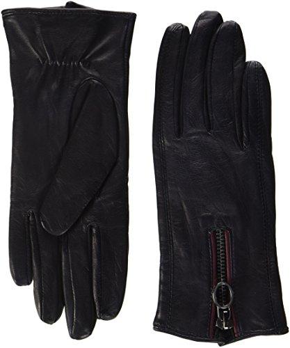 BOSS Casual Damen Handschuhe Gamore 10199744 01, Schwarz (Black 001), 7.5