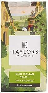 Taylors of Harrogate Dark Ground Coffee