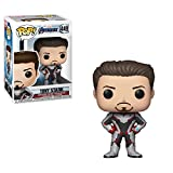 Funko 36660 POP Bobble: Avengers Endgame: Tony Stark, Multi