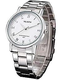 Hermosos Relojes mecanicos Relojes Ultra Delgada los Hombres Reloj de Cuarzo Reloj de Hombre Reloj Luminoso