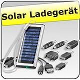 Solar Ladegerät / Power-bank (Energy to Go)