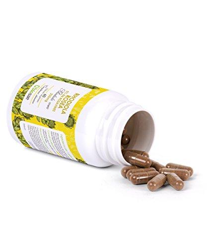 RHODIOLA-ROSEA-5-en-Salidrosides-60-Cpsulas-Vegetales-Fabricado-en-Espaa-Biosae-Nutrition