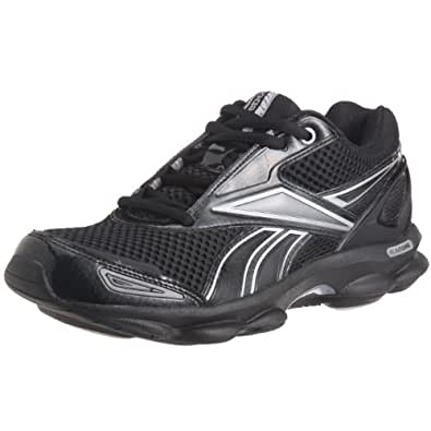 Reebok RunTone Action Running Shoes - Man - Black/Pure
