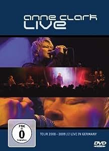 Anne Clark - Live (+ Audio-CD) [2 DVDs]