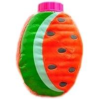 Frucht-Serie Design-Mini-Wärmflasche mit Deckel-watermalon (13x8.5cm) preisvergleich bei billige-tabletten.eu