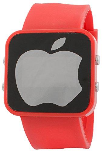 Samsung SQRED_APPLE Dreamzz Digital Watch For Unisex