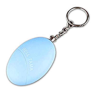 Eastlion 120db Alarm Schlüsselalarm Keychain Schlüsselanhänger Ei-Form für Frauen, die alte Kinder von Eastlion - Outdoor Shop