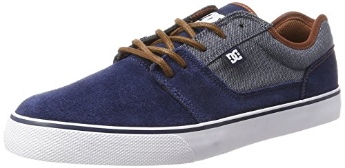 DC Shoes Herren Tonik SE Offene Sandalen, Blau (Navy), 44 EU (Sandalen Dc Shoes)
