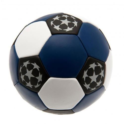 UEFA Champions League Nuskin Football Size 3 Official Merchandise