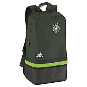 adidas Rucksack DFB Auswärtsoutfit, Base Green S15, 15 x 30 x 50 cm, 22 Liter, AH5739. NS