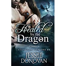 [(Healed by the Dragon)] [By (author) Jessie Donovan] published on (June, 2015)