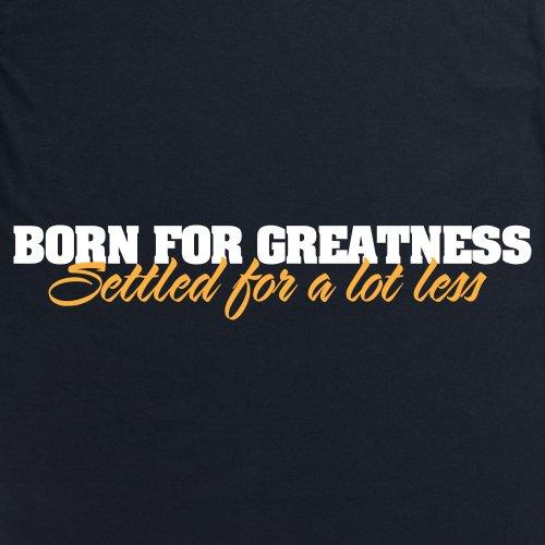 Born For Greatness T-Shirt, Herren Schwarz
