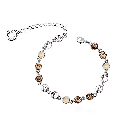 park-avenue-armband-multicolor-braun-made-with-swarovski-elements
