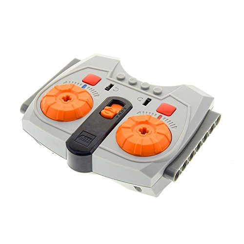 Bausteine gebraucht 1 x Lego Technic Electric Power Functions Fernsteuerung neu-hell grau Infrarot IR Speed Remote Control geprüft 8879 7939 60052 3677 4584345 64227c01 (Electric Technic Lego)