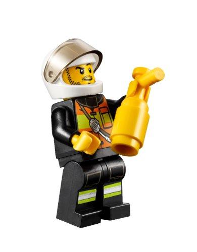 Imagen 6 de LEGO CITY 60000 - Moto de Bomberos