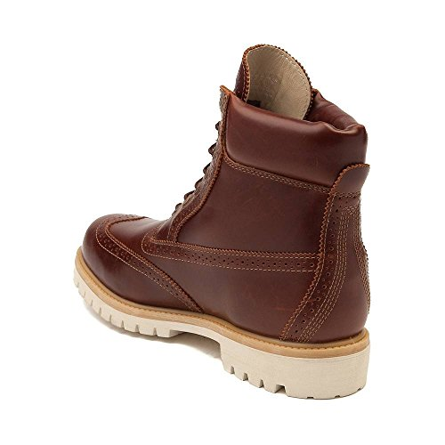 Timberland Limited Edition Mens 6  Classic Premium Boot  Mens 9  Brogue Chestnut