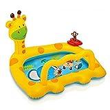 #6: PA Toys Smiley Giraffe Baby Pool