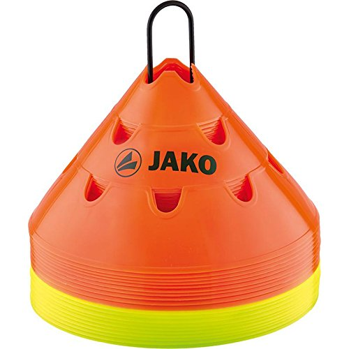 Jako Markierungshütchen Multi, Orange/Gelb, One size, 2174