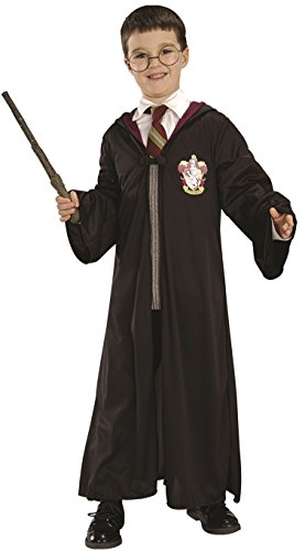 Kostüm Hogwarts Kinder - Rubie's Kit Harry Potter Kostüm für Kinder