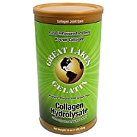 Great Lakes Gelatin Co, Collagen Hydrolysate, Collagen Joint Care, Beef, 16 Oz (454 G)