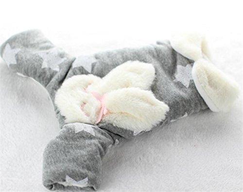 Kaninchen Kostüm Muster