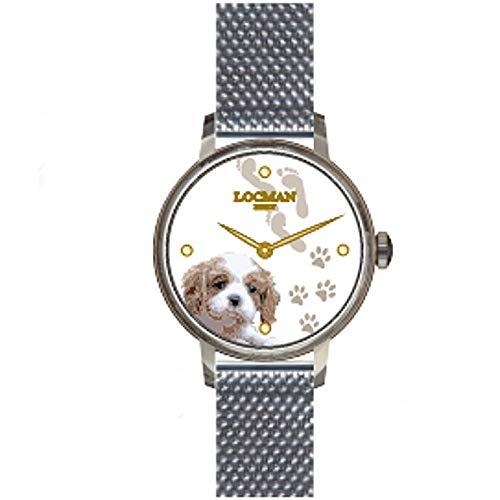 Reloj Solo Tiempo niño Locman 1960 clásico cód. F253A08S-00WHCA1B0