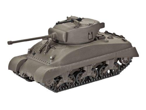 Revell - 03196 - Maquette - M4A1 Sherman - 85 Pièces