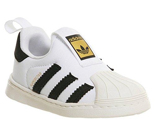 adidas superstar black and white uae