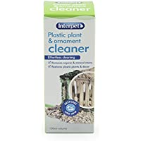 Interpet Plastic Plant and Ornament Cleaner for Aquariums, 100 ml