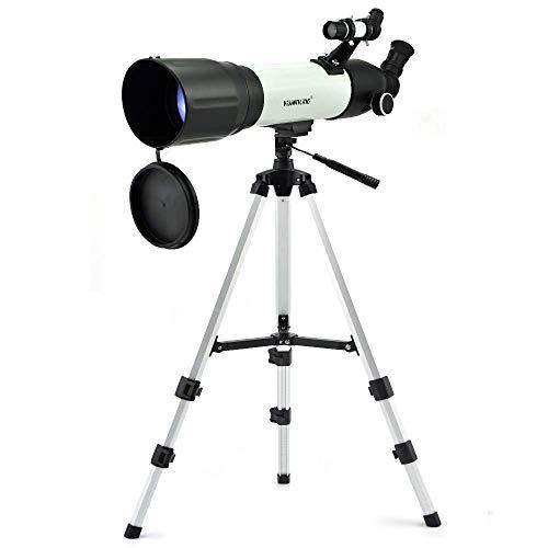 ZUZU Telescopio Refractor Espacial astronómico